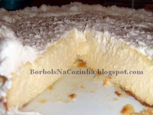 Receita Torta de Antuérpia