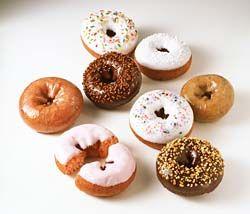 Receita Doughnuts