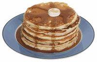 Receita Pancakes Saborosas
