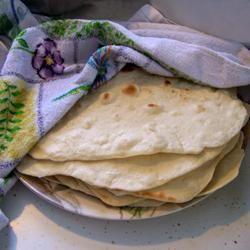 Receita Tortilla Mexicana