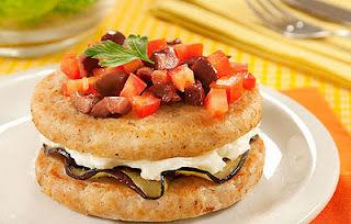 Receita Hambúrguer Duplo Delicioso