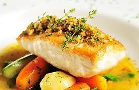 Receita Bacalhau ao Forno com Legumes