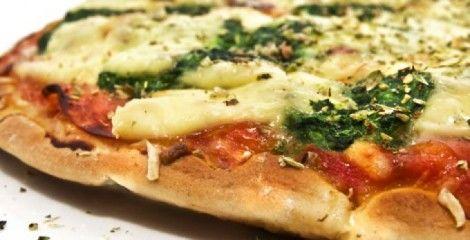 Receita Pizza Especial