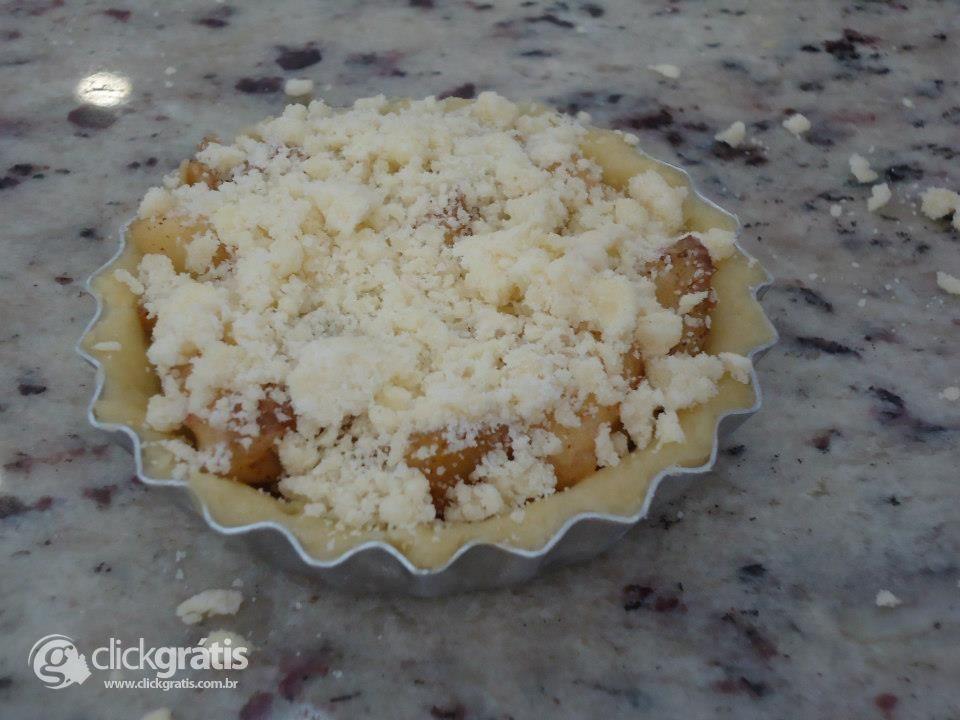 Passo 14 - Tortilha de Maçã com Nozes (com Fotos)