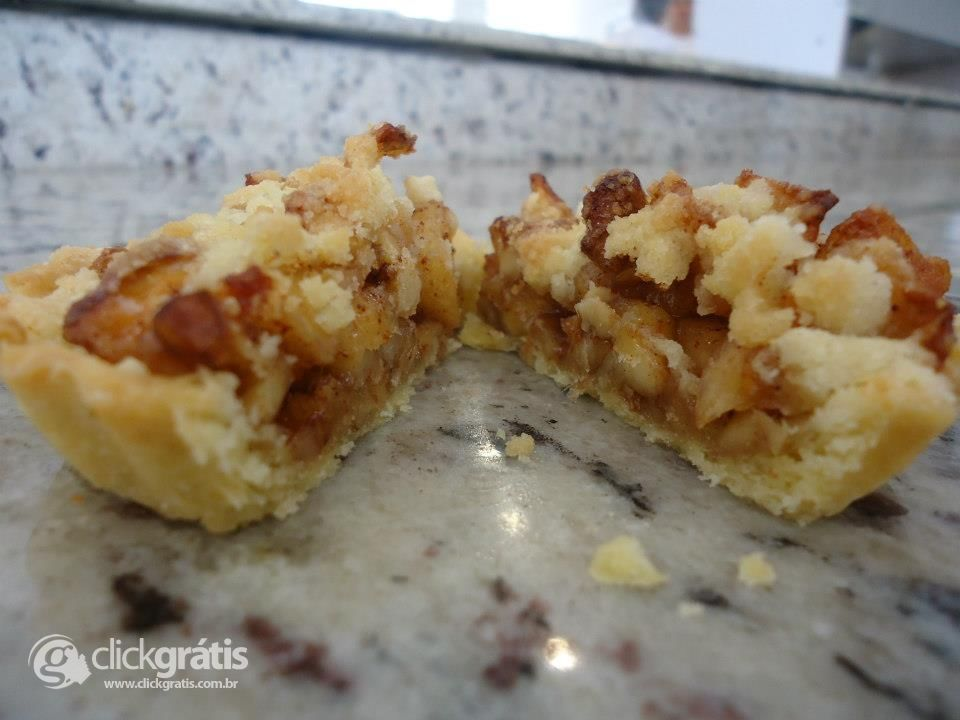 Passo 18 - Tortilha de Maçã com Nozes (com Fotos)