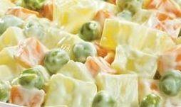 Receita Salada de Batatas sem Maionese