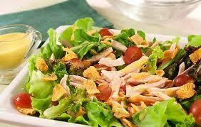 Receita Salada de Frango com Milho