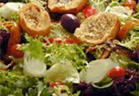 Receita Torradas com Alho para Salada