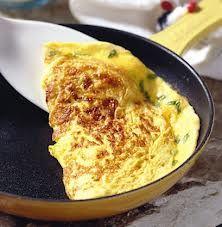 Receita Omelete de Macarrão Instantâneo