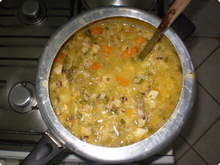 Receita Sopa do Miguel