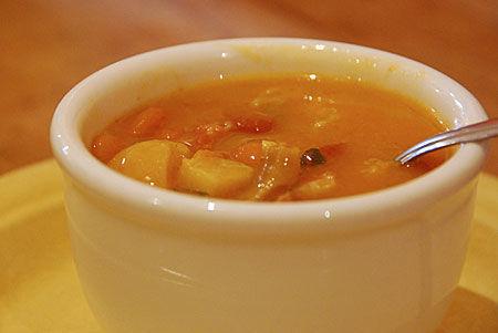 Receita Sopa de Mocotó
