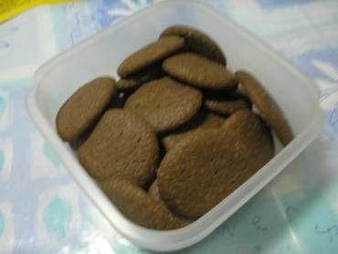 Receita Biscoito de Chocolate Econômico (sem Ovo)