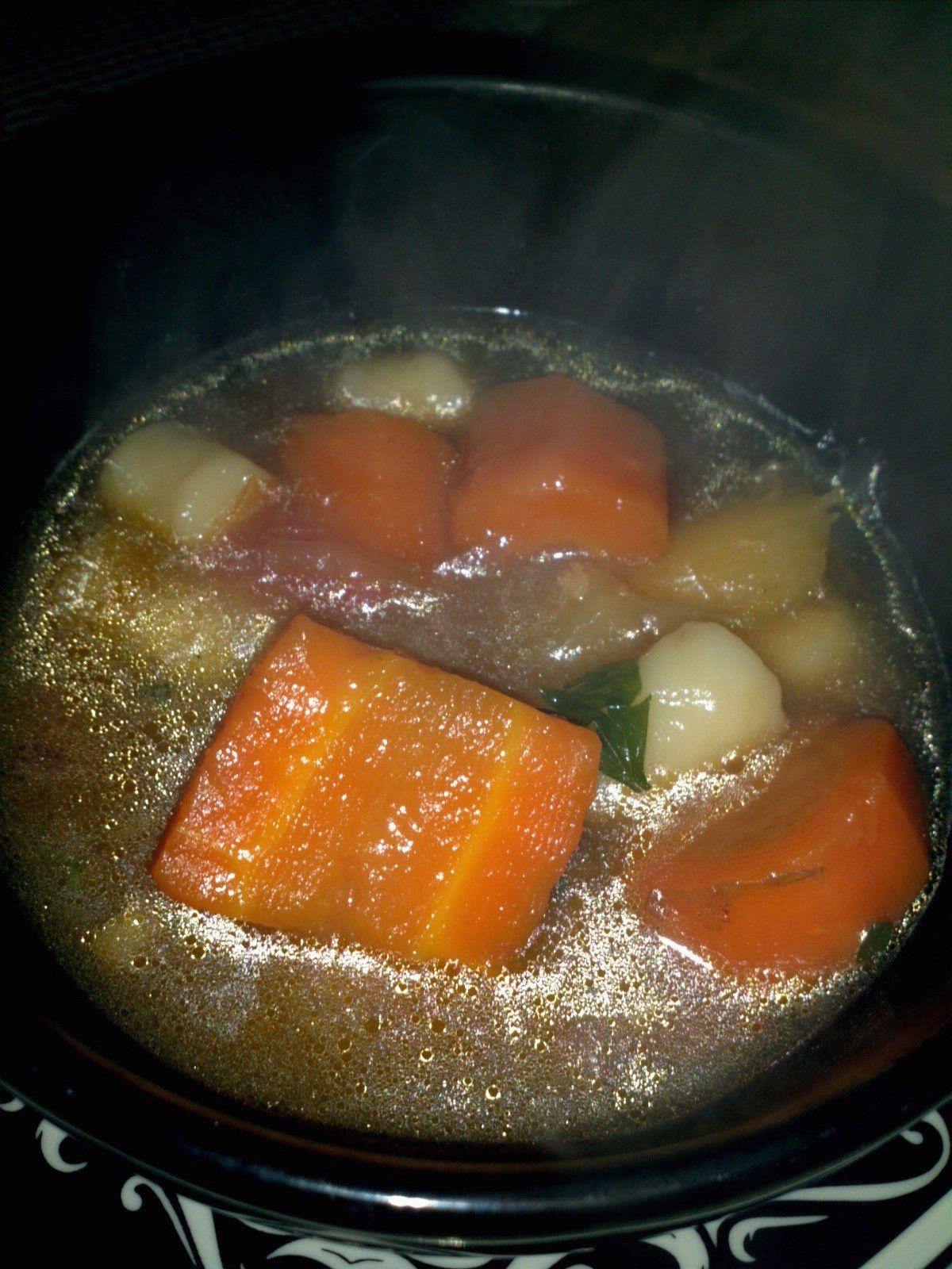 Receita Sopa Campeira