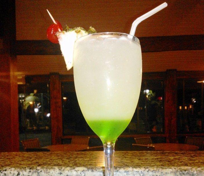 Receita Drink Aguativa Folia
