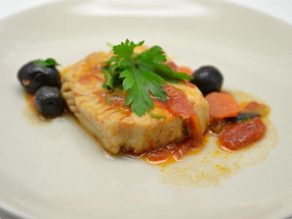 Receita Peixe a Provençal