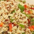 Receita Salada de Quinoa