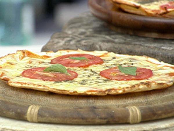 Receita Massa de Pizza de Pão de Queijo