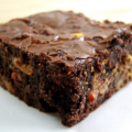 Receita Brownie Funcional de Chocolate