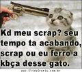 Cadê o Meu Scrap? 18869