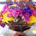 Flores para Alegrar o Seu Coração