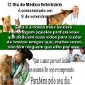 Dia do Médico Veterinario