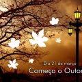 Começa o Outono!!!