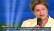 Dilma Rousseff participa do sorteio de grupos da Copa do Mundo de 2014