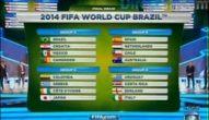 Sorteio da Copa 2014 (Completo)