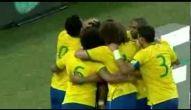 Galvão Bueno não vê o gol de Oscar! Brasil 5 x 0 Africa do Sul 2014