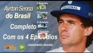 Ayrton Senna do Brasil - Série Completa - Esporte Espetacular