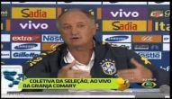 Felipão explica derrota histórica do Brasil para Alemanha