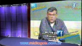 Briga Milton Neves x Avallone - Mesa Redonda 1997