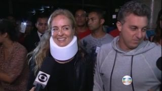 Entrevista exclusiva de Huck e Angélica após o acidente