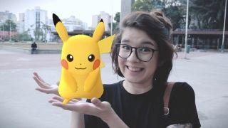 Pokémon Go - O Início da Jornada