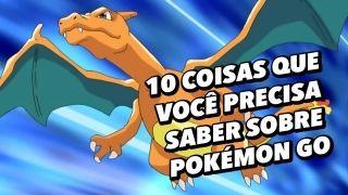 10 dicas pra você sair mandando bem em Pokémon Go