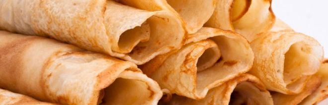 Entenda quais são as diferenças entre panqueca, crepe e pancake