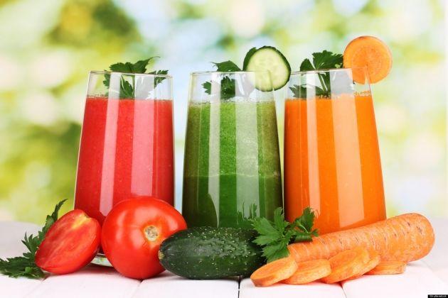 Através da dieta Detox é possível perder peso em uma semana