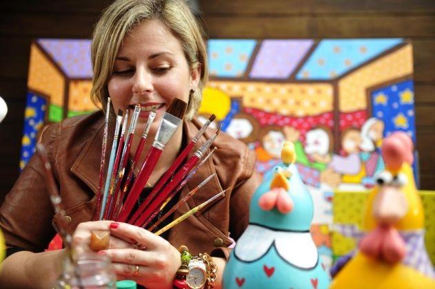 Terapia artesanal é uma excelente alternativa para fugir do estresse