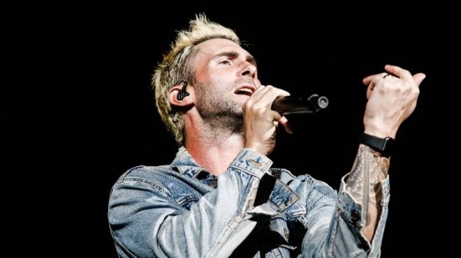 Maroon 5 show no Rock in Rio