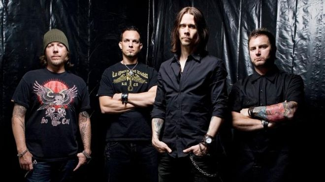 Alter Bridge show no Rock in Rio