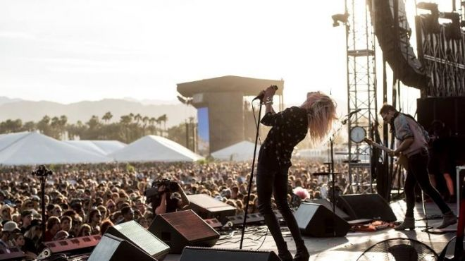 The Kills show no Rock in Rio