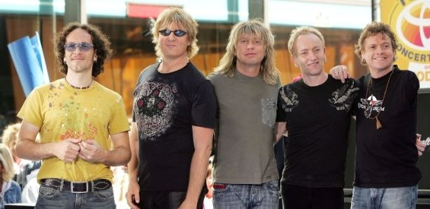 Def Leppard show no Rock in Rio
