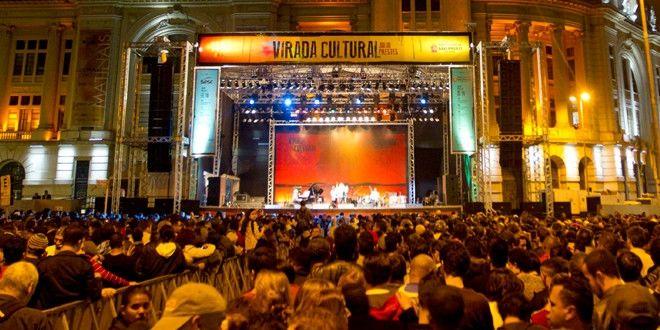 São Paulo recebe a Virada Cultural nesse fim de semana - veja detalhes do evento