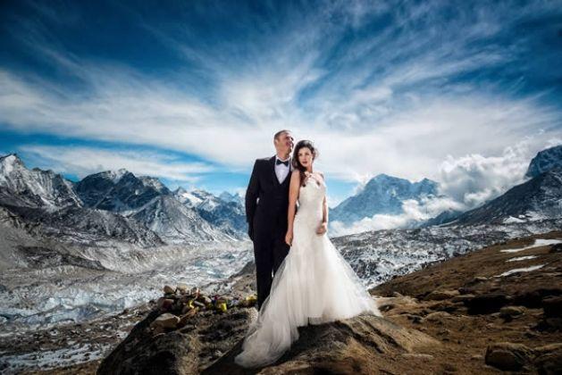 4 lugares improváveis que já foram escolhidos para cerimônia de casamento