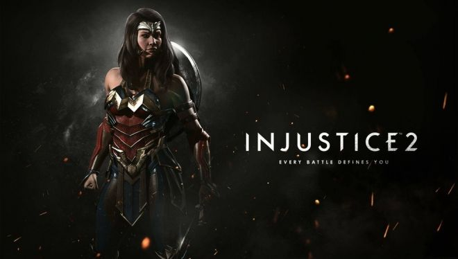Jogos Mulher Maravilha Injustice 1 e 2 – PS3, Xbox 360, Xbox One, Wii U, PS4, PC