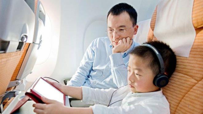 5 aplicativos para distrair as crianças em uma viagem longa