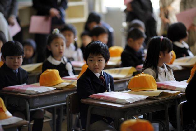 5 coisas que são diferentes em escolas japonesas