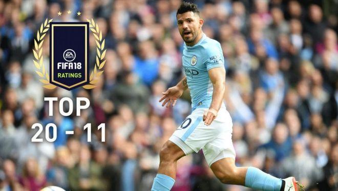 Liberadas primeiras notas do TOP 20 de melhores jogadores do FIFA 18 - Veja