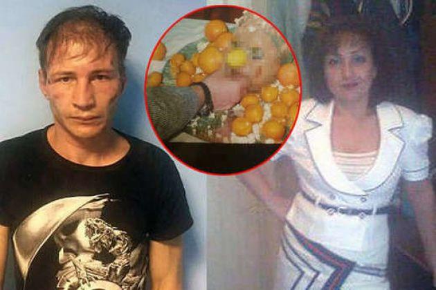 Casal russo confessou cometer canibalismo