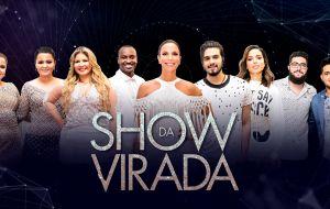 """Artistas famosos que já estão confirmados no """"Show da Virada 2017"""""""